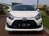 Jual mobil Toyota Agya TRD Sportivo AT Tahun 2017 Automatic