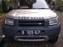 Jual Mobil Land Rover Freelander 2000