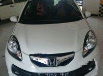 Jual mobil Honda Brio Satya 2015 Jawa Timur kondisi bagus