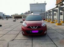 Nissan March 1.2 matic merah 2015 dp ringan19jtan saja