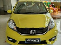 Jual Honda Brio Satya 2018
