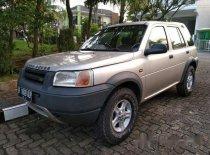 Jual Land Rover Freelander 2000