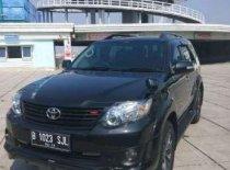 Jual Toyota Fortuner 2.7 TRD 2014