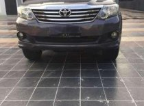 Jual mobil Toyota Fortuner G 2011
