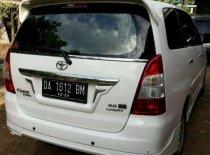 Jual Toyota Innova 2.0 V Luxury 2012