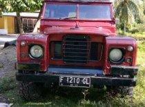 1986 Land Rover Defender dijual