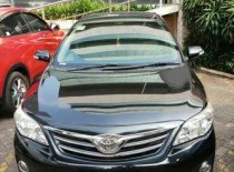 Toyota Corolla Altis E  2012 Dijual