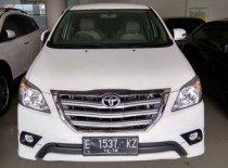 Toyota Kijang Innova 2.0G 2013 Dijual