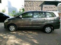 Dijual 2012 Toyota Kijang Innova 2.0 Bensin Tipe G A/T dijual