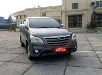 Toyota Kijang Innova 2.0 E Manual Facelift bensin 2014 Istimewa dijual