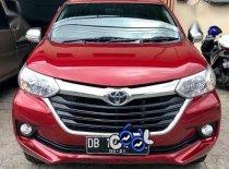 2016 Toyota Grand Avanza G 1.3 Manual Dijual