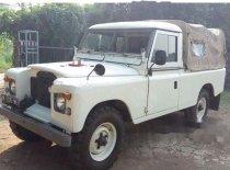 Land Rover Defender 2.5 Manual 1977 SUV Dijual