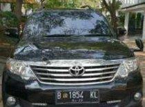 2012 Toyota Fortuner V 4x4 dijual