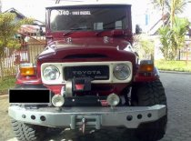 Toyota Hardtop BJ40 Diesel Tahun 1985 Dijual