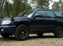 2002 Subaru Forester 4X4 AWD dijual