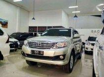 2012 Toyota Fortuner G 2.5 AT diesel dijual