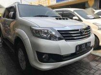 2012 Toyota Fortuner G VNT Turbo AT dijual