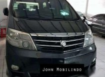 2008 Toyota Alphard 2.4 NA Dijual