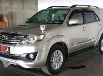 2012 Toyota Fortuner G TRD Dijual
