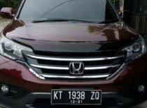 2012 Honda CR-V 2.4 Prestige dijual