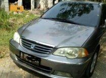 2002 Honda Odyssey dijual