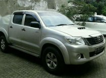 Toyota Hilux S Pickup MT Tahun 2013 Dijual