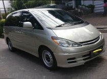 Toyota Previa Full 2000 MPV dijual