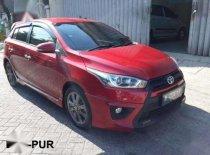2016 Toyota Yaris 1.5 TRD Sportivo dijual