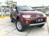 2010 Mitsubishi Pajero Sport Exceed Dijual