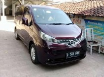 Nissan Evalia XV AT Tahun 2014 Dijual