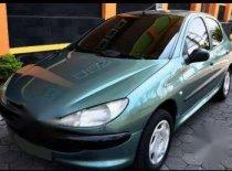 Peugeot 206 XR MT Tahun 2001 Dijual