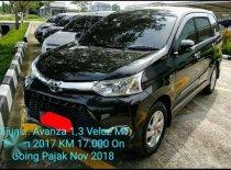 2017 Toyota Avanza 1.3 Veloz dijual