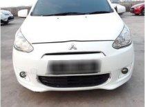 Mitsubishi Mirage GLX 2014 Hatchback MT Dijual