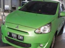 Mitsubishi Mirage GLS 2012 Hatchback AT Dijual