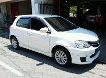 2015 Toyota Etios 1.2 G dijual