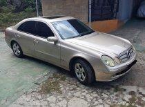 Mercedes-Benz E240 2004 Dijual