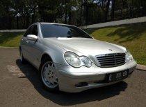 Mercedes-Benz C200 Classic 2002 Dijual
