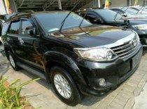 Jual Toyota Fortuner G 2.7 2012