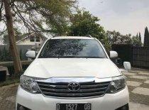 Jual Toyota Fortuner 2.5 G 2012