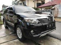 Jual Toyota Fortuner 2.5 G VNT TRD 2012