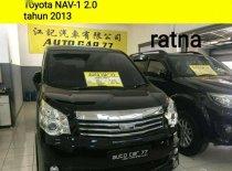 Toyota NAV1 2.0 Tahun 2013 Dijual