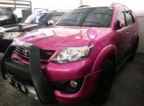 Jual Toyota Fortuner G 2015