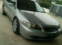 Honda Accord VTi-L 2002 silver