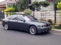 BMW E66 735Li 2002 abu-abu