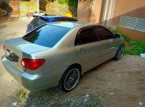 Toyota Corolla Altis G 2003 Sedan dijual