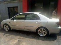 Butuh dana ingin jual Toyota Corolla Altis G 2001