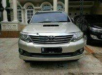 Jual Toyota Fortuner TRD G Luxury kualitas bagus