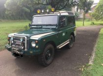 Land Rover Defender  0 SUV dijual