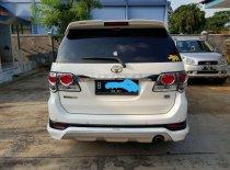 Butuh dana ingin jual Toyota Fortuner TRD 2011