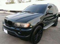 Jual BMW X5 2002 kualitas bagus